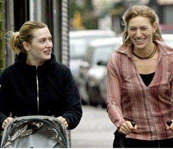 Kate ve Beth Winslet